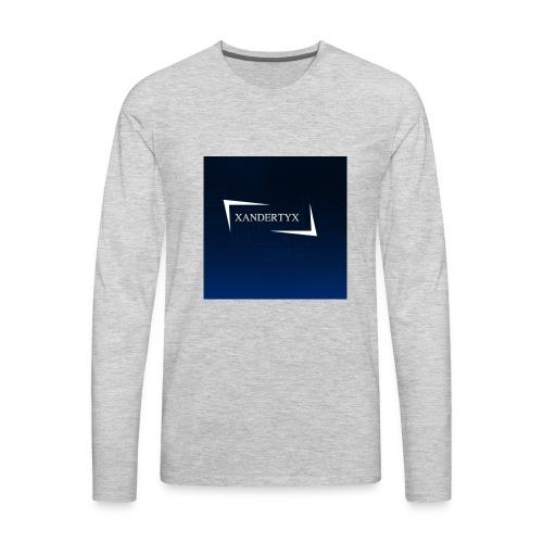 xAnderYTx logo - Men's Premium Long Sleeve T-Shirt