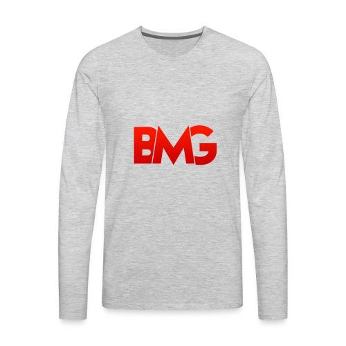 BMG Apparel - Men's Premium Long Sleeve T-Shirt