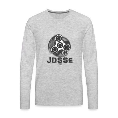 jdsse spinners - Men's Premium Long Sleeve T-Shirt