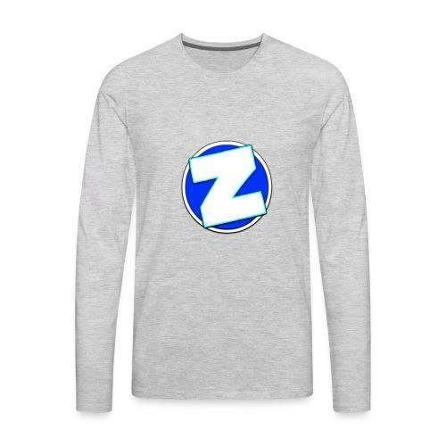 IMG Zarmx - Men's Premium Long Sleeve T-Shirt