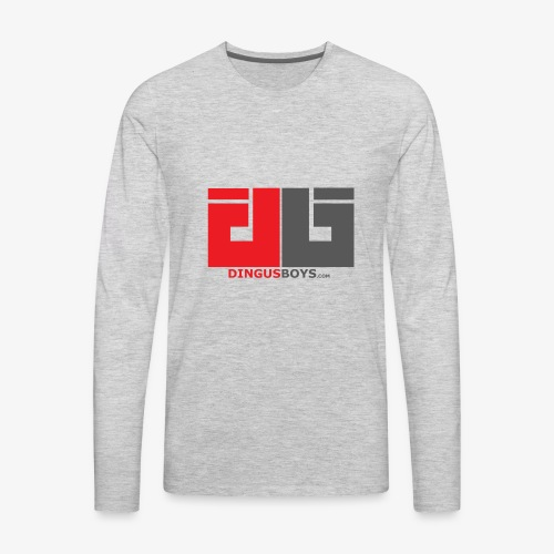 DingusBoys.com - Men's Premium Long Sleeve T-Shirt