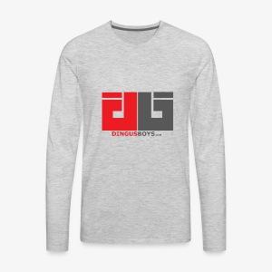 DingusBoys.com - Men's Premium Long Sleeve T-Shirt