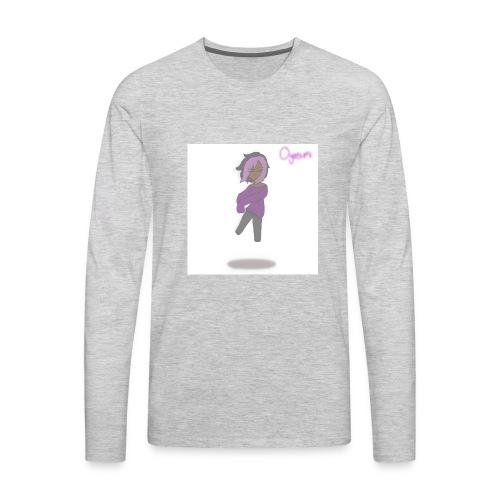 oyasumi - Men's Premium Long Sleeve T-Shirt