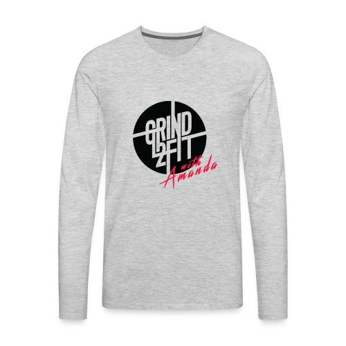 imageedit 3 4491524860 - Men's Premium Long Sleeve T-Shirt