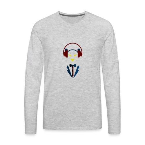 Men who game - Men's Premium Long Sleeve T-Shirt