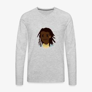 getmoneylokey - Men's Premium Long Sleeve T-Shirt