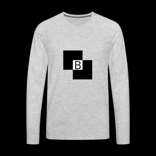 BlckB - Men's Premium Long Sleeve T-Shirt