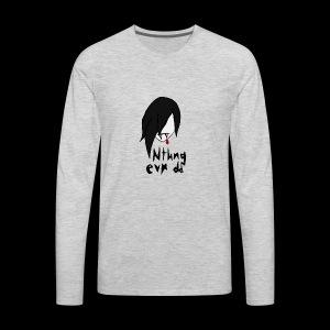 Vamp logo - Men's Premium Long Sleeve T-Shirt