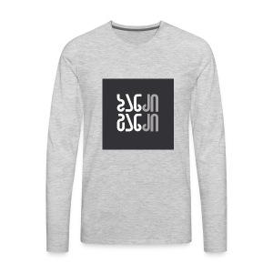 BANGUN - Men's Premium Long Sleeve T-Shirt