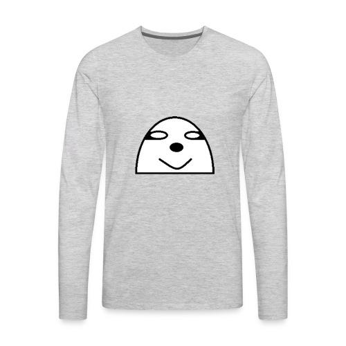Fabian the Sloth - Men's Premium Long Sleeve T-Shirt