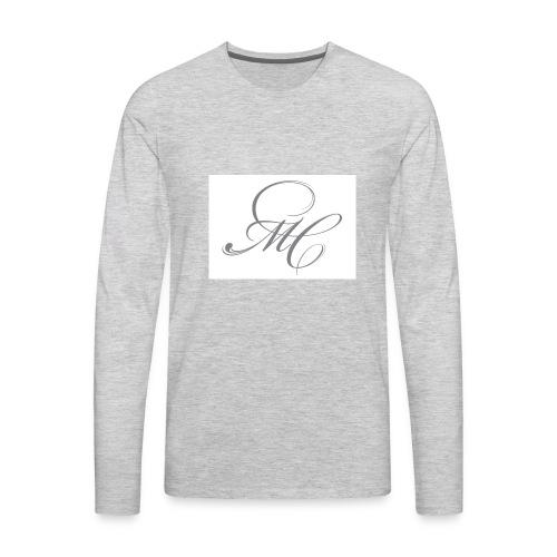 Merchandise - Men's Premium Long Sleeve T-Shirt
