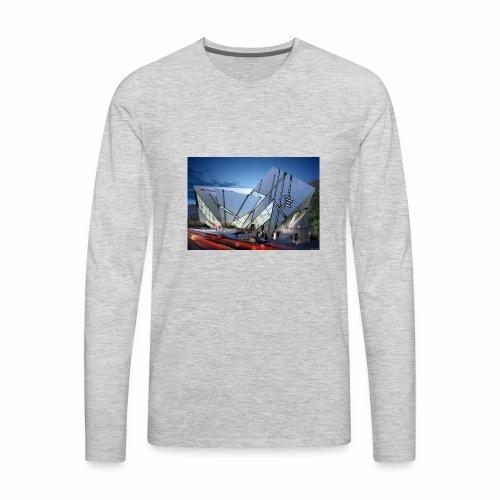 1014 4 1000 libeskind 4 - Men's Premium Long Sleeve T-Shirt