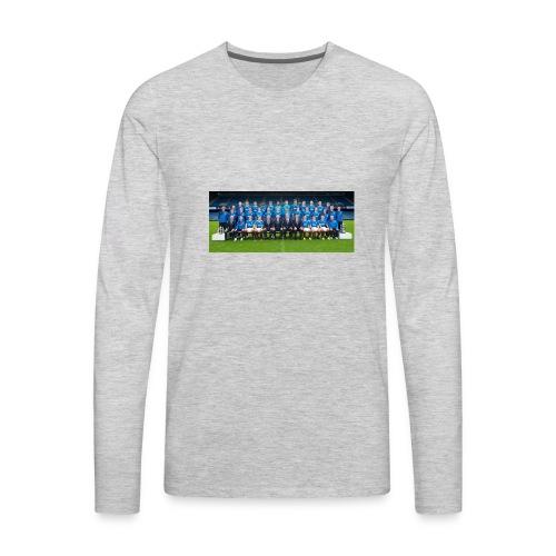 RangersFC - Men's Premium Long Sleeve T-Shirt