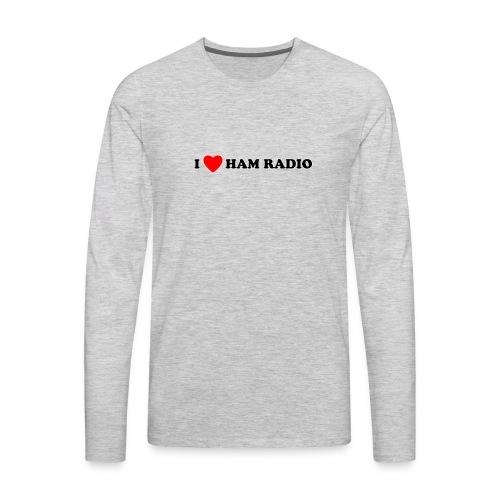 Ham Radio - Men's Premium Long Sleeve T-Shirt