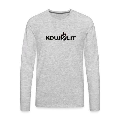 KDW2Lit - Men's Premium Long Sleeve T-Shirt