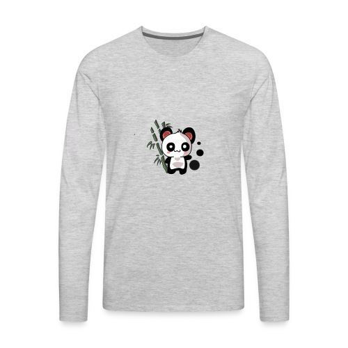 FuzzPanda - Men's Premium Long Sleeve T-Shirt