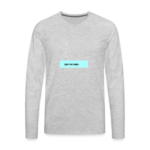 GRANTPLAZ MERCHANDISE - Men's Premium Long Sleeve T-Shirt
