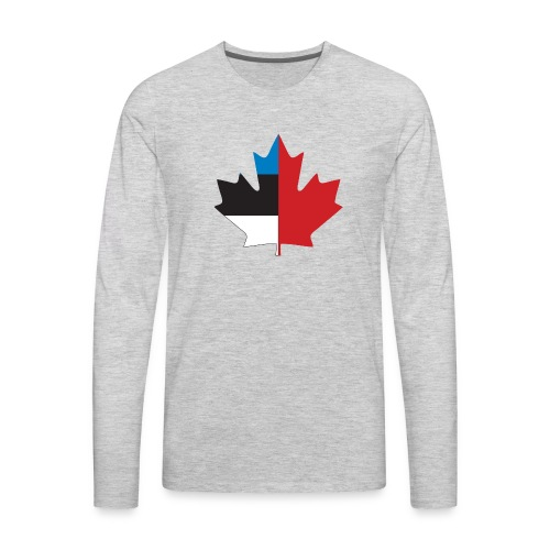 Esto-Canadian - Men's Premium Long Sleeve T-Shirt