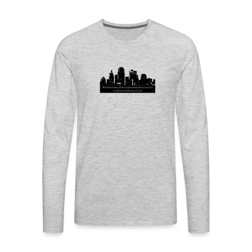 PPAGKC LOGO- Dark - Men's Premium Long Sleeve T-Shirt