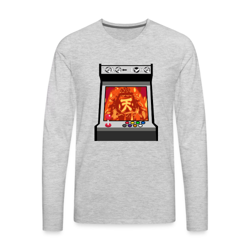 Akuma FD - Men's Premium Long Sleeve T-Shirt