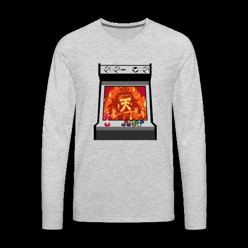 Akuma FD - Men's Premium Long Sleeve T-Shirt