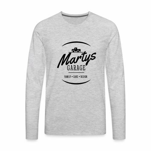 Marty's - Men's Premium Long Sleeve T-Shirt
