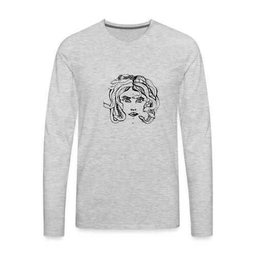 The Bite - Men's Premium Long Sleeve T-Shirt