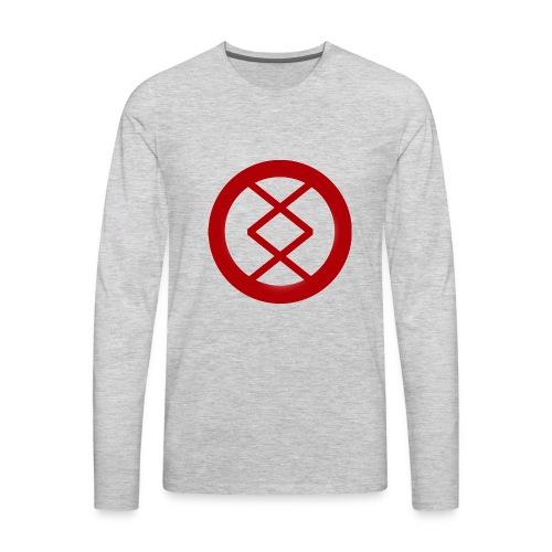 Medical Cross - Men's Premium Long Sleeve T-Shirt