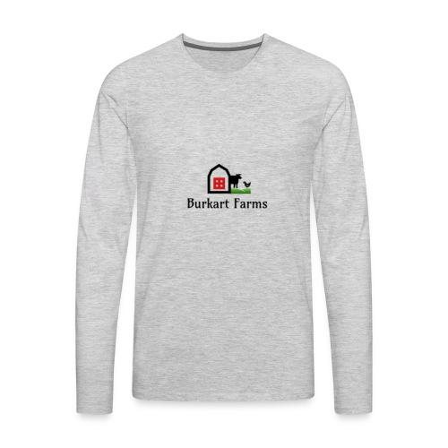 Farm_1 - Men's Premium Long Sleeve T-Shirt