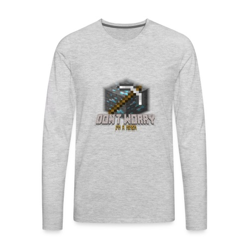 Miner Products - Men's Premium Long Sleeve T-Shirt