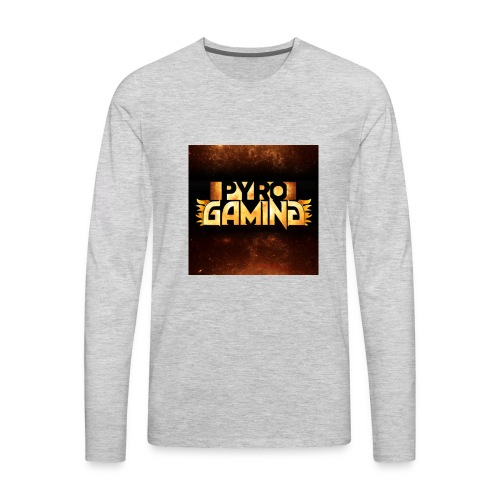 PYRO shirts sweaters cases etc - Men's Premium Long Sleeve T-Shirt