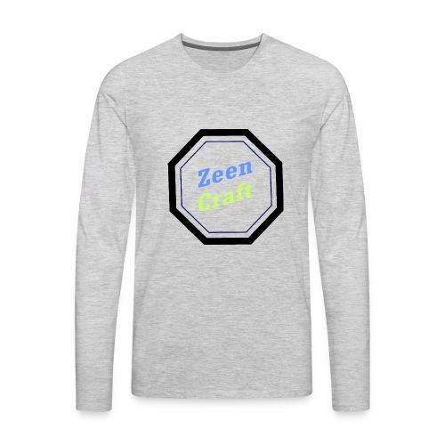 product 1 - Men's Premium Long Sleeve T-Shirt
