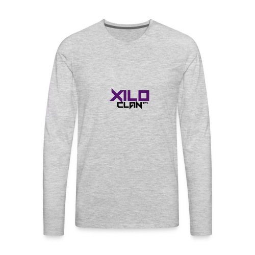 Official Xilo Clan™ - Men's Premium Long Sleeve T-Shirt