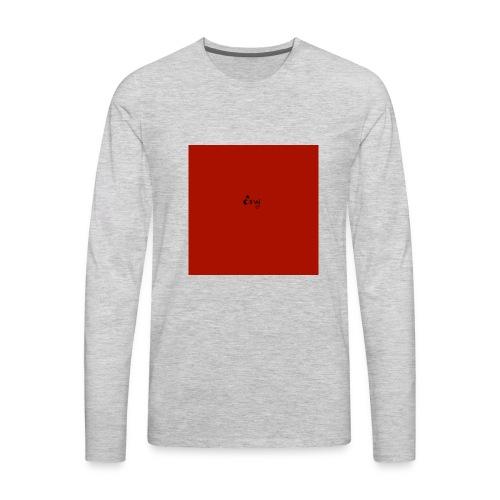 CBW Merch - Men's Premium Long Sleeve T-Shirt