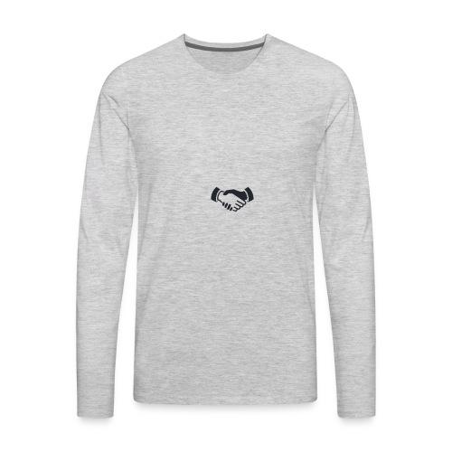 We Are One Design - Men's Premium Long Sleeve T-Shirt