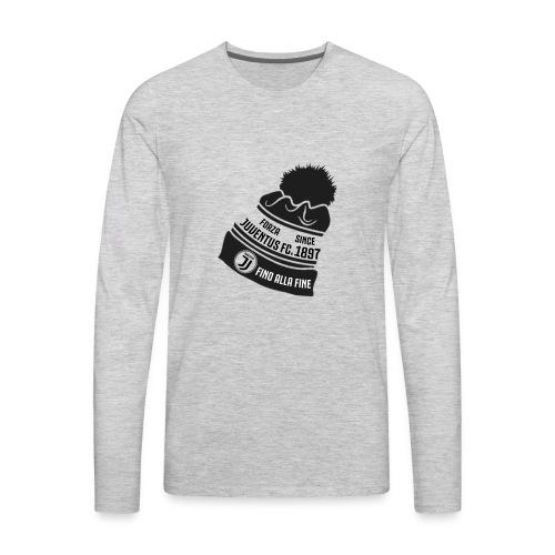 Juventus headgear - Men's Premium Long Sleeve T-Shirt