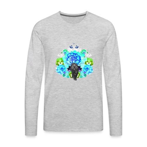 ZENFLUENCED II - Men's Premium Long Sleeve T-Shirt