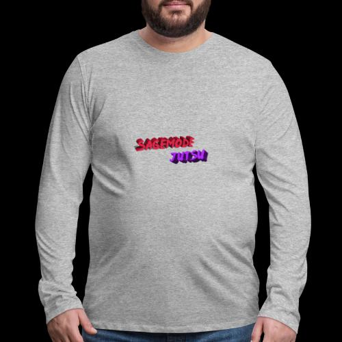 JUTSU - Men's Premium Long Sleeve T-Shirt