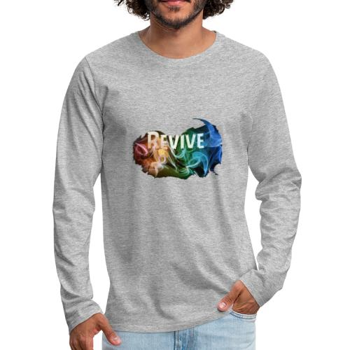 revive - Men's Premium Long Sleeve T-Shirt