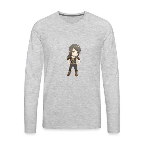 Kiletra Chibi - Men's Premium Long Sleeve T-Shirt
