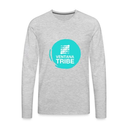 Ventana Tribe Circle - Men's Premium Long Sleeve T-Shirt