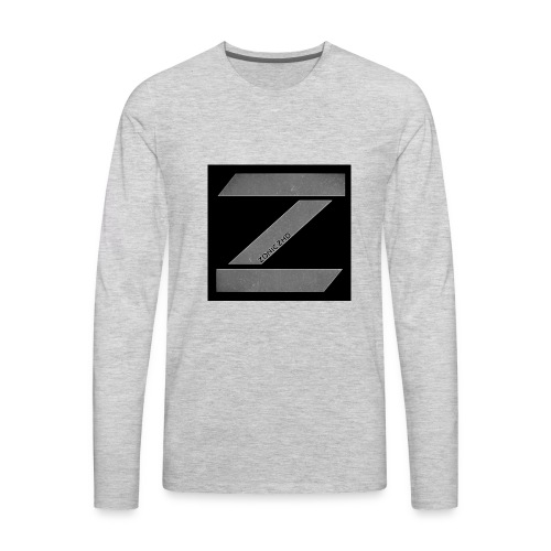 zoniczhd - Men's Premium Long Sleeve T-Shirt