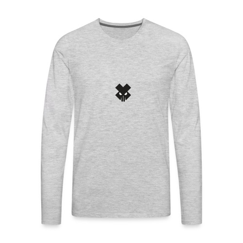 T.V.T.LIFE LOGO - Men's Premium Long Sleeve T-Shirt