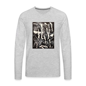 Into the darkness - Men's Premium Long Sleeve T-Shirt