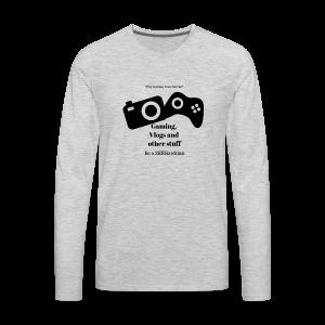 merchd - Men's Premium Long Sleeve T-Shirt