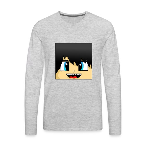 My first product - Men's Premium Long Sleeve T-Shirt