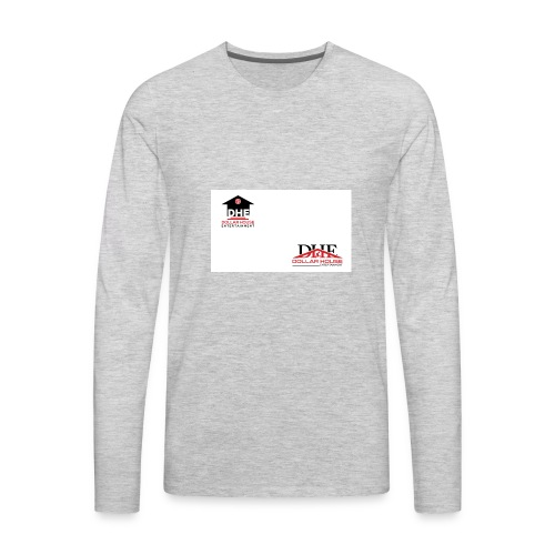 DollarHouseEntertainment - Men's Premium Long Sleeve T-Shirt