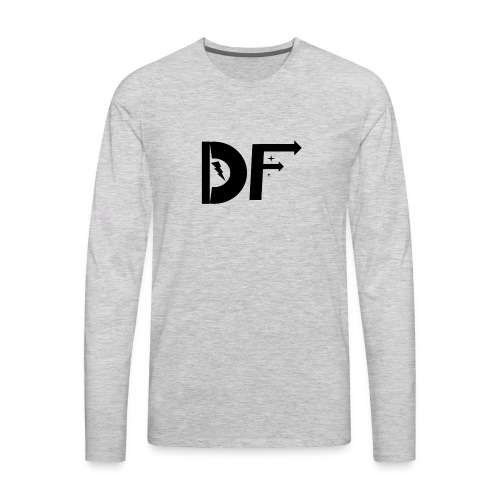 DaFroot Logo 2016 - Men's Premium Long Sleeve T-Shirt