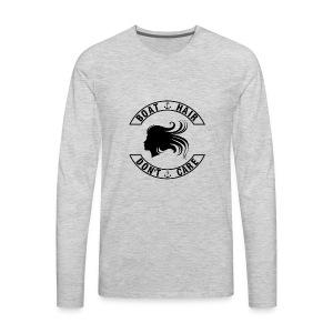 boathair - Men's Premium Long Sleeve T-Shirt