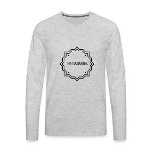 That1AsianGirl - Men's Premium Long Sleeve T-Shirt